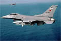 Turkish F16 regularly violate the Greek Air Space over the Aegean sea forcing the Greek Air Force to take drastic counter measures and chase the Turks away.