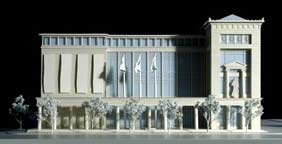 The Design of the Hellenic Museum and Cultural Center in Chicago IL
