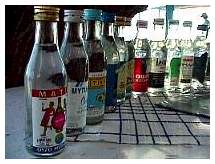 Ouzo from Greece