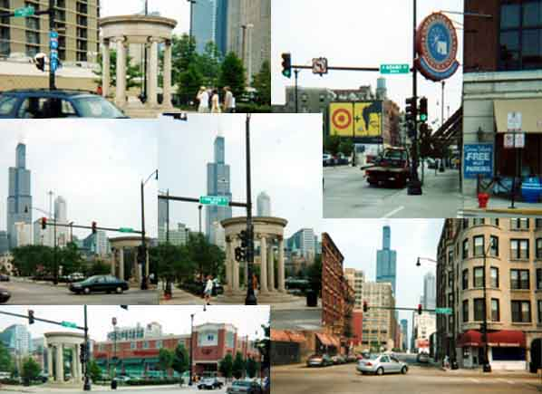 Chicago's Greektown (Halsted Street) - Click to Enter PHSAC