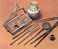 Ancient Greek Medical Instruments