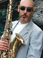 Dimitri Vassilakis - Jazz music composer and Saxophonist
