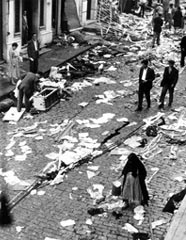 Destruction and death: The aftermath of the Turkish pogrom against the Greek population of Constantinople (Istanbul), September 6-7 1955
