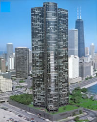 The Lake Point Tower - Chicago